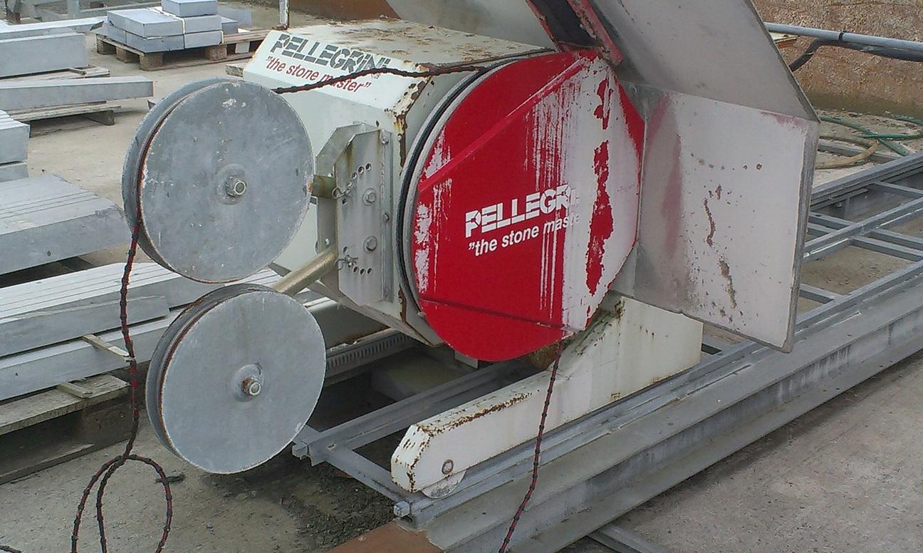 MUM - USED MARBLE MACHINES